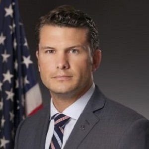 Pete Hegseth Biography