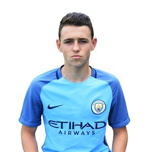 Phil Foden Biography