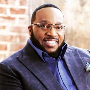 Marvin Sapp Biography
