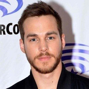 Chris Wood Biography
